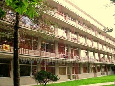 Sala konferencyjna w Poladze w hotelu Palangos daile