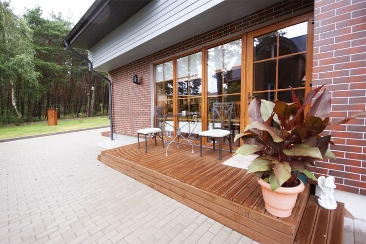 Apartamenty w Sventoji. Willa, sauna, ATV, skutery wodne... - 3