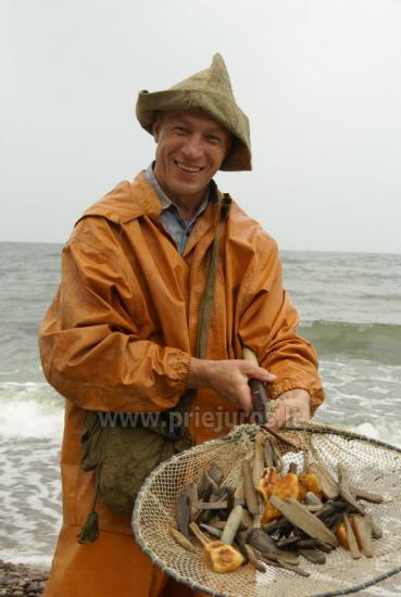 когда день рыбака в клайпеде