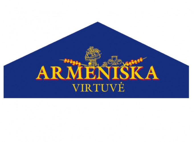 Restauracja Armenii w Poladze Armeniska virtuve - 1