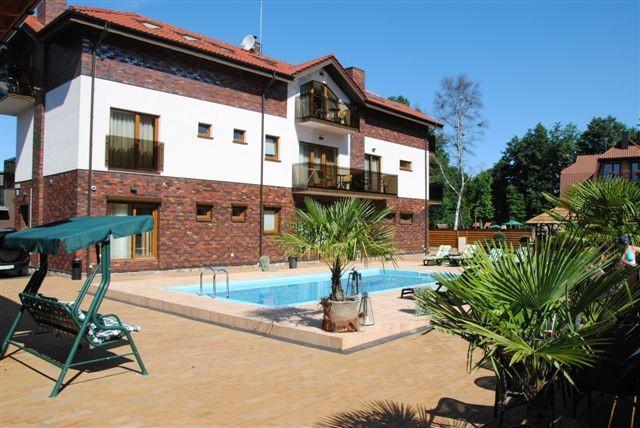 SKORPIONO VILA - willa z odkrytym basenem z podgrzewaną wodą!