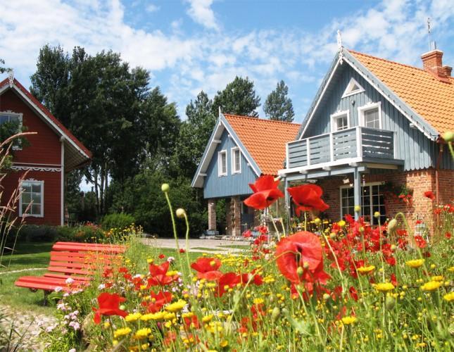 Romantyczny weekend w Poladze, dom goscinny PROVINCIJA