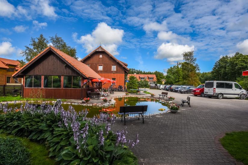 Bankiety, konferencje, nocleg, sauna w gospodarstwie Karkles sodyba - 4