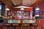 Restauracja w Juodkrante w hotelu Villa Flora