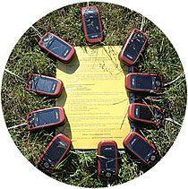 Interactive game GPS challenge