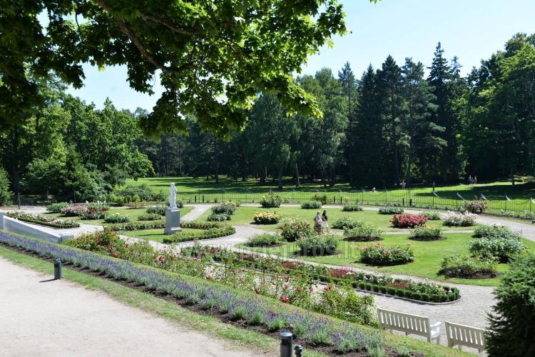 Palanga Park Botaniczny, Muzeum Bursztynu (Litwa) - 8