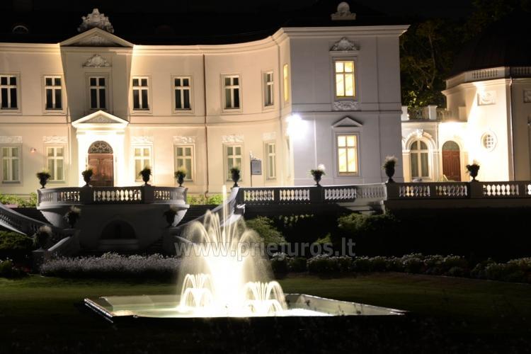 Palanga Park Botaniczny, Muzeum Bursztynu (Litwa) - 19