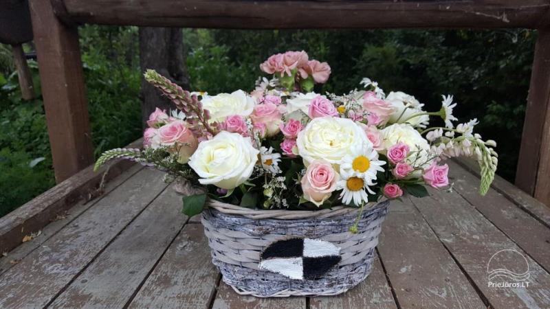 Kwiaty, prezenty
