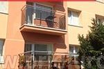 Mieszkania / apartamenty dla świąt Bożego Narodzenia i Nowego Roku wakacje w Połądze pobliżu Basanaviciaus ulicy
