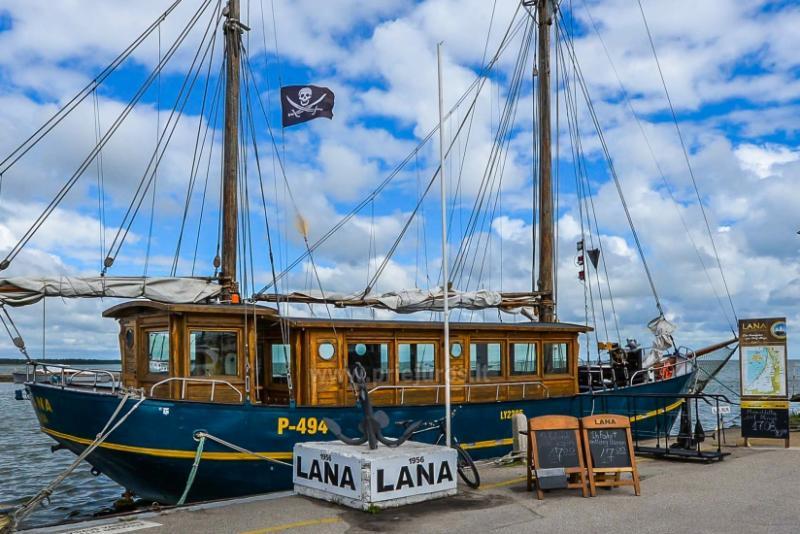 """Jacht w Nidzie """"Lana"""""""