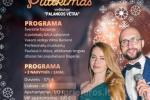 Nowego roku uroczystość w Połądze - Hotel Palangos Vetra