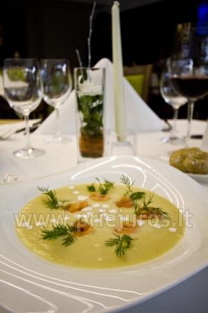 Restauracja w sanatorium Gradiali w Połądze - 11