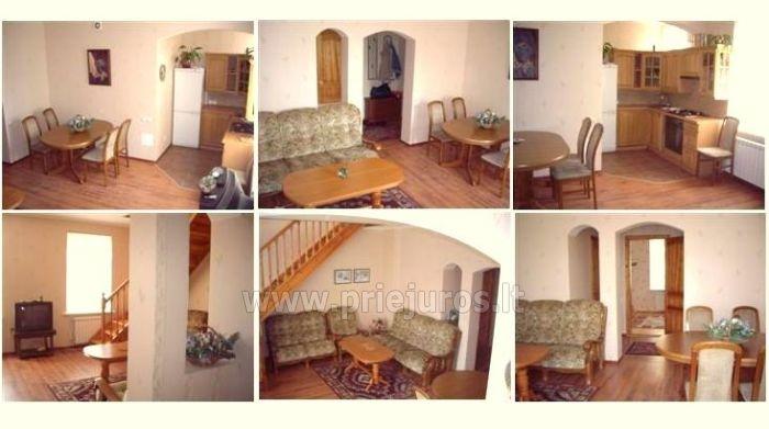 Mieszkanie na sprzedaż w centrum Kłajpedy - 1