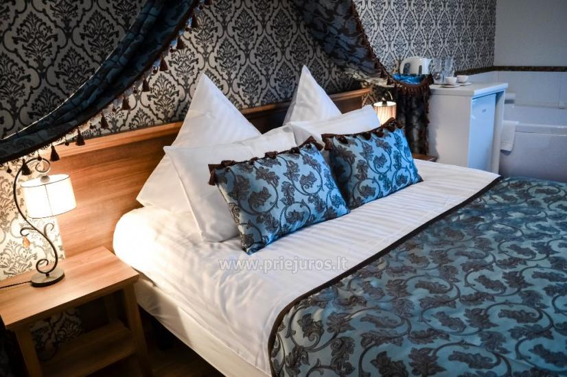 RADAILIU DVARAS - hotel - restauracja - 7km do Klajpedy - 14