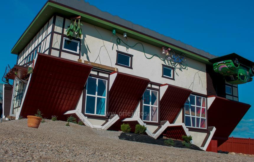 RADAILIU DVARAS - hotel - restauracja - 7km do Klajpedy - 7