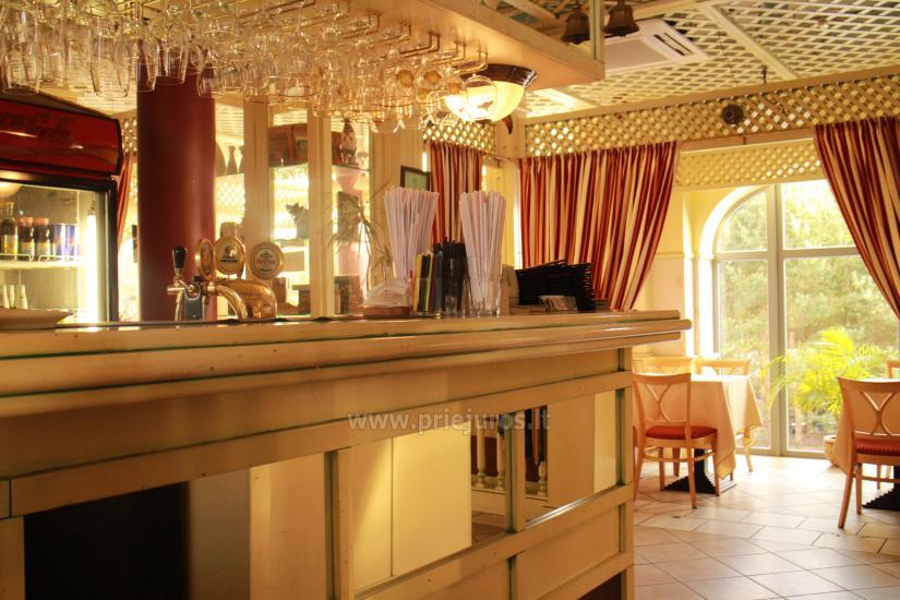 RADAILIU DVARAS - hotel - restauracja - 7km do Klajpedy - 8