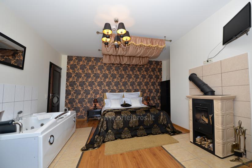 RADAILIU DVARAS - hotel - restauracja - 7km do Klajpedy - 18