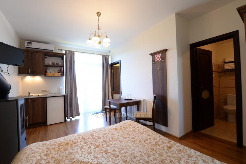 RADAILIU DVARAS - hotel - restauracja - 7km do Klajpedy - 19