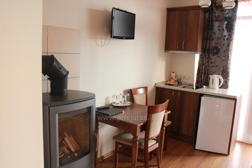RADAILIU DVARAS - hotel - restauracja - 7km do Klajpedy - 20