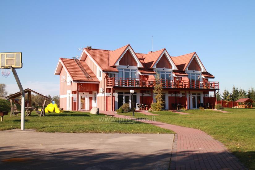 RADAILIU DVARAS - hotel - restauracja - 7km do Klajpedy - 22