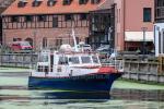 Wyprawy na połowy dorsza w Litwe (port Klajpeda) stetek BRIZO