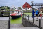 Wyprawy na połowy dorsza w Litwe (port Klajpeda) stetek BRIZO - 2