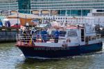 Wyprawy na połowy dorsza w Litwe (port Klajpeda) stetek BRIZO - 10