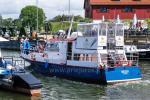 Wyprawy na połowy dorsza w Litwe (port Klajpeda) stetek BRIZO - 9