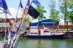 Wyprawy na połowy dorsza w Litwe (port Klajpeda) stetek BRIZO - 11