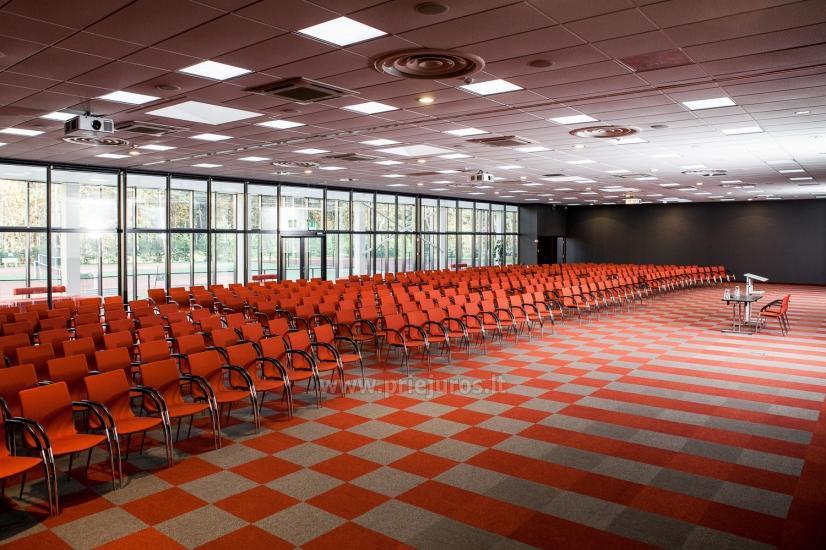 Centrum konferencyjne w Połądze w hotelu Vanagupe - 2