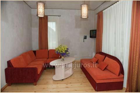 Conference-hall in Hotel Pajurio sodyba - 6