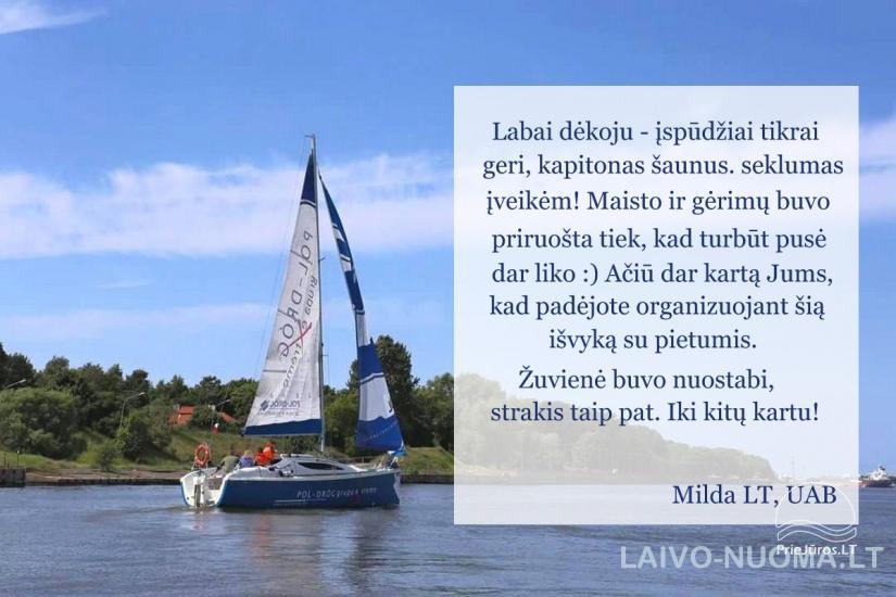 Agencji turystyki wodnej JOVILA - 15