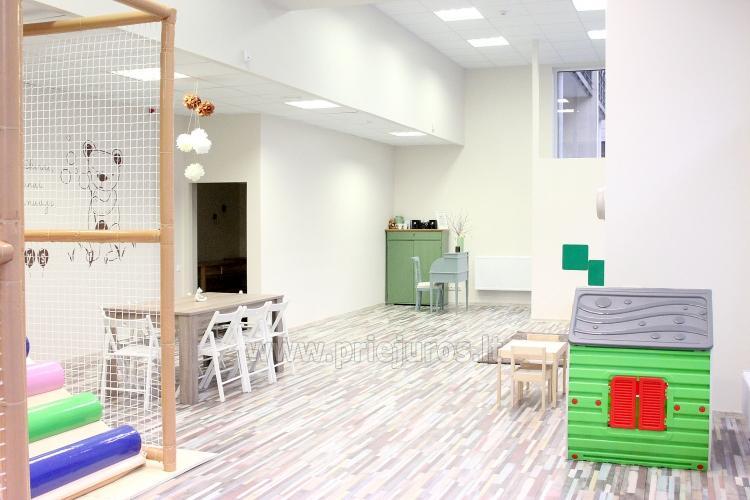 Pokój zabaw dla dzieci Šliumpu Pumpu Meškinai - 3