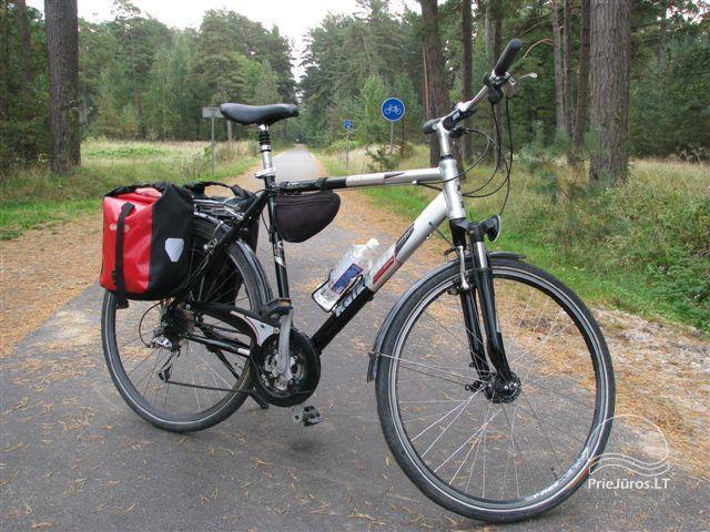 Wynajem rowerów w Kłajpedzie