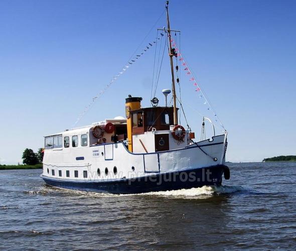 Podróż statkiem Forelle