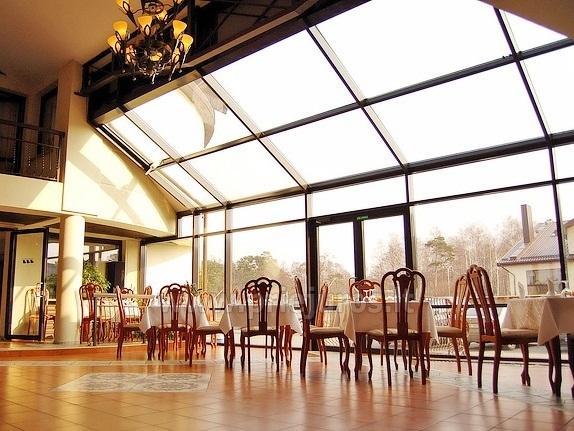 Kawiarnia w Hoteli MORENA *** w Klajpedzie - 4