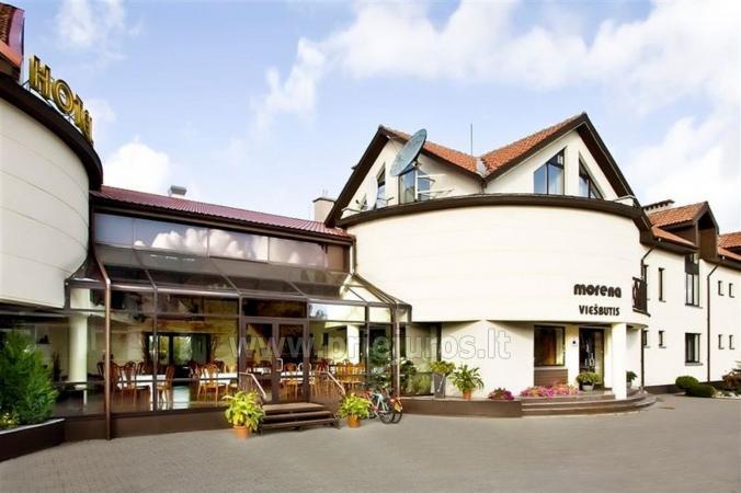 Kawiarnia w Hoteli MORENA *** w Klajpedzie - 5
