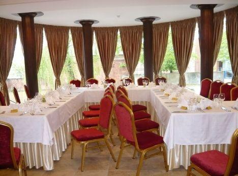 Sala konferencyjna dom goscinny Merchants house