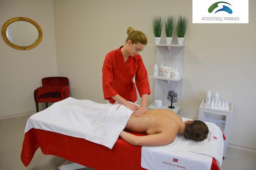 Zdrowie, SPA i usługi kosmetyczne w kompleksie Atostogu parkas - 1