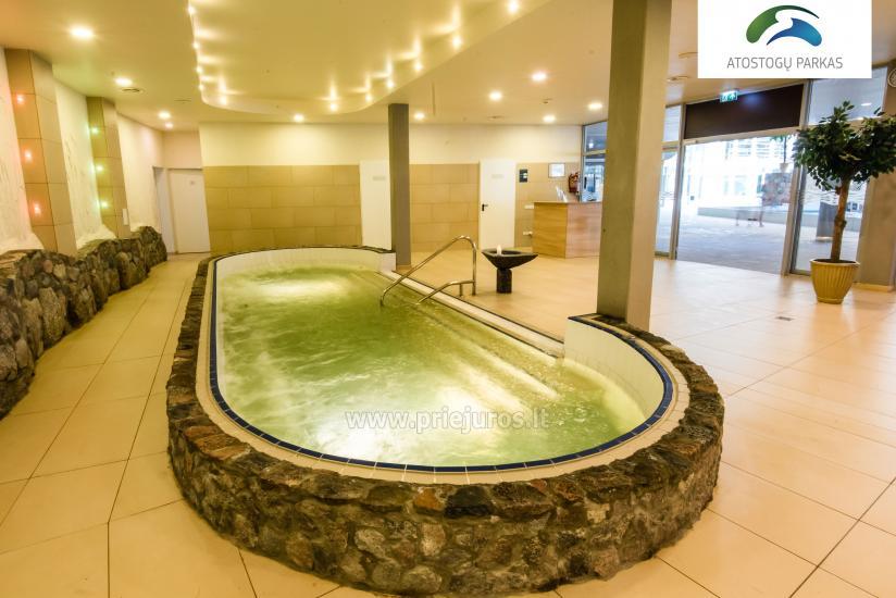 Zdrowie, SPA i usługi kosmetyczne w kompleksie Atostogu parkas - 5