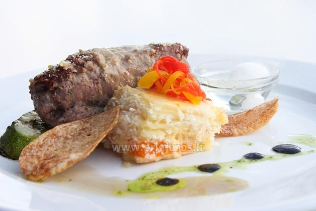 Restauracja wyłącznie Rusne Villa - 5