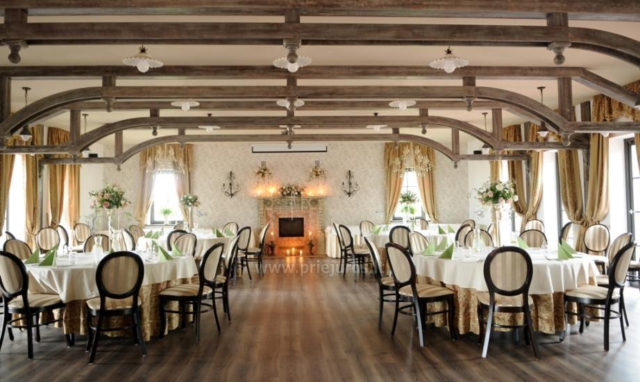 Restauracja wyłącznie Rusne Villa - 14
