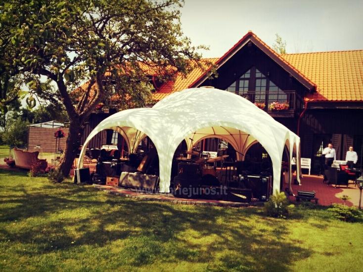Restauracja wyłącznie Rusne Villa - 16