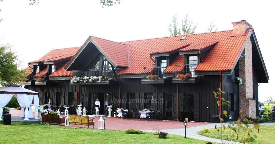 Restauracja wyłącznie Rusne Villa - 20