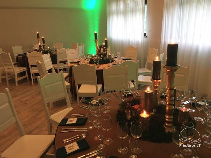 Hale 20-60-miejsce na uroczystości i seminaria Laukdvaris - 21