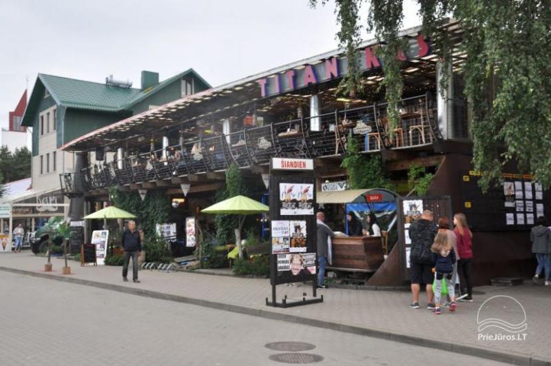 TITANIKAS - centrum rozrywki w Sventoji