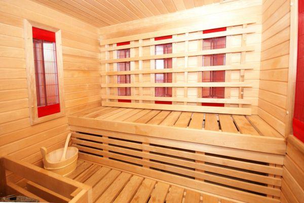 Sauna, jacuzzi w Klajpedzie. Dom Goscinny Van-Vila - 1
