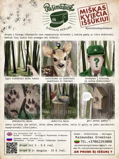 Wycieczki w lesie - 1