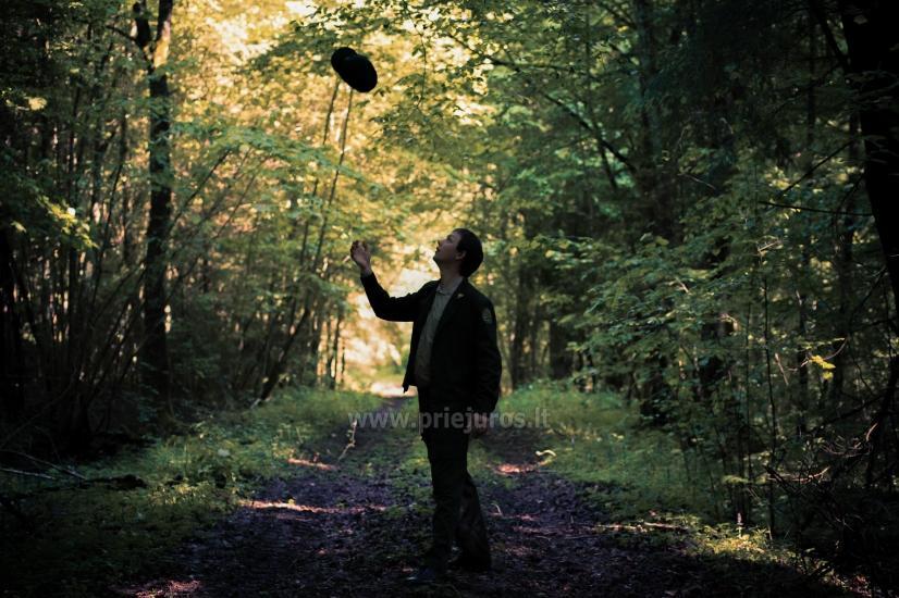 Wycieczki w lesie - 5