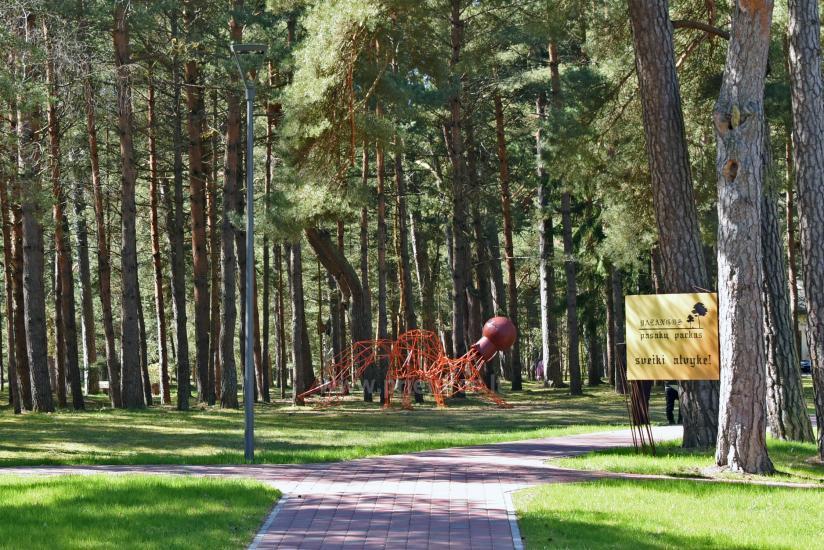 Palanga bajkowy Park - 1